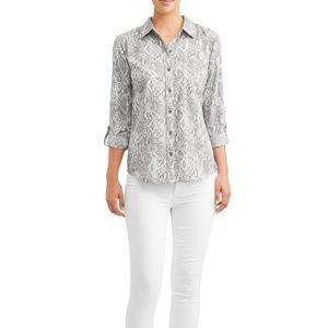 Women's Soft Shirt Blouse